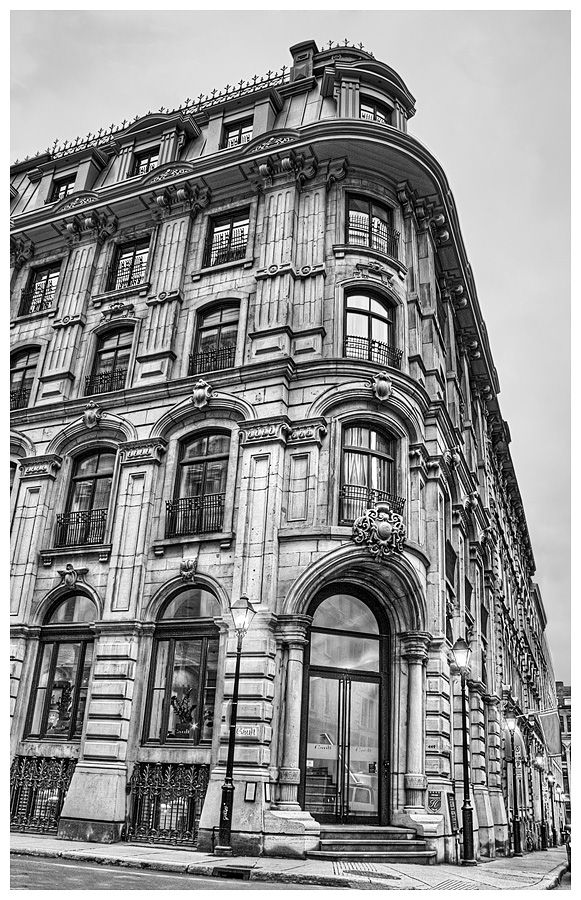Old Montreal Architecture Montreal Photographer Kevin Denham