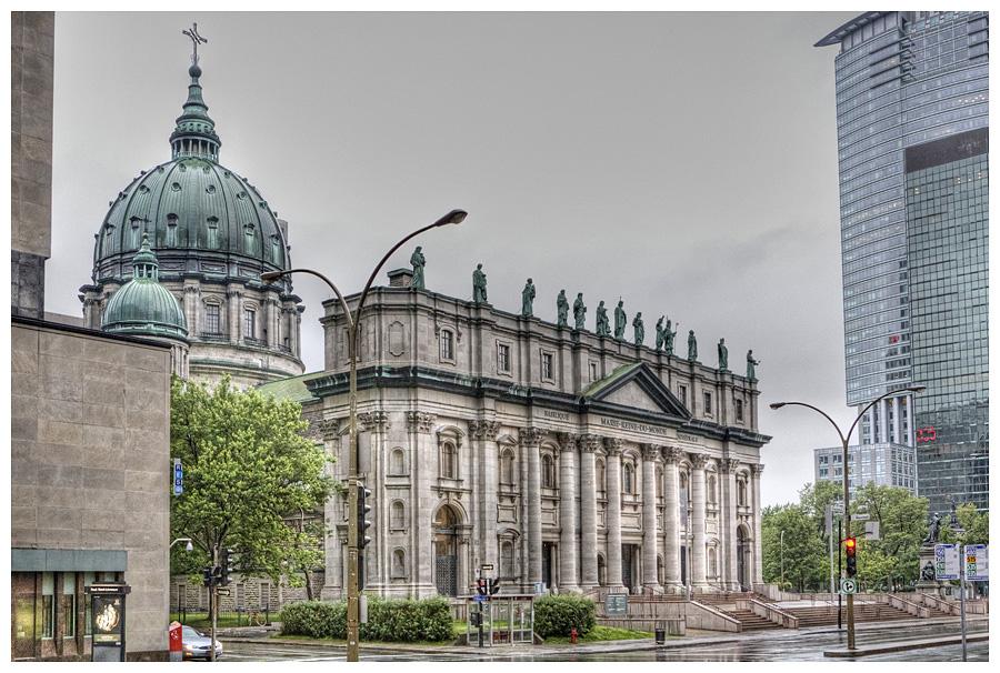 Cathedrale Marie Reine du Monde