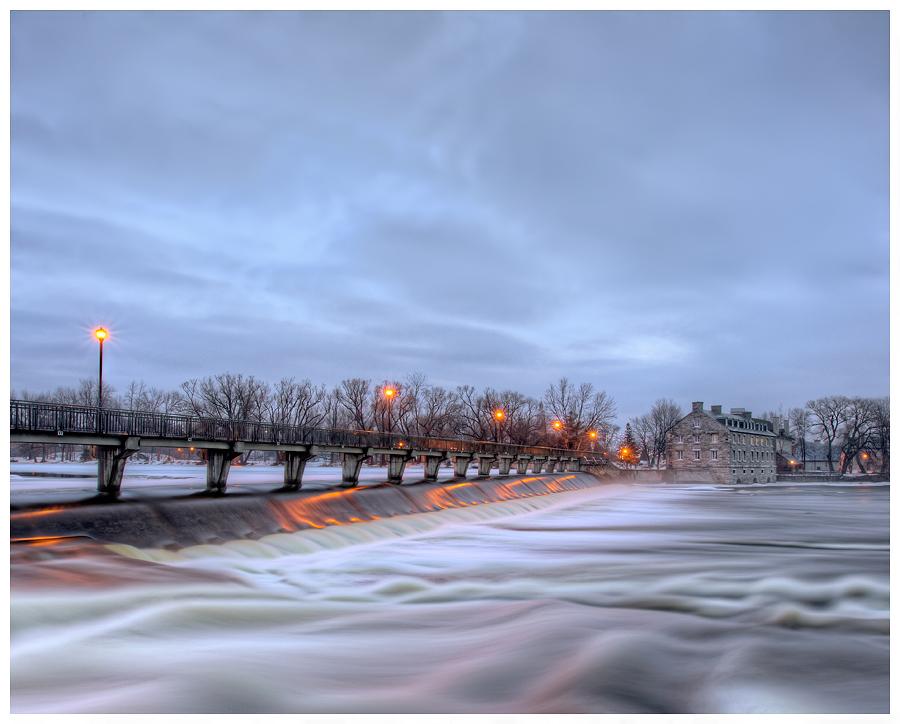 Ile des Moulins Terrebonne, Quebec