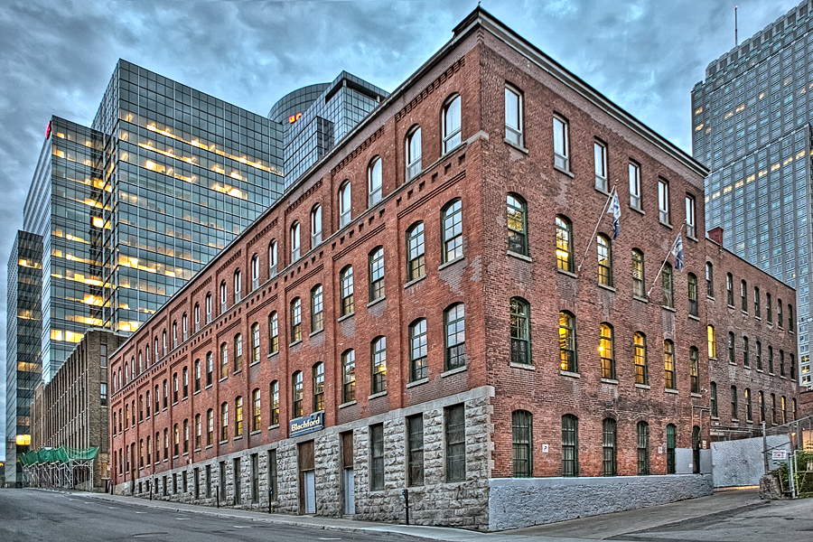 Blachford Montreal HDR-5